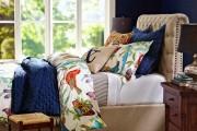 Фото 7 Кровать с мягким изголовьем (50 фото) : роскошь и комфорт