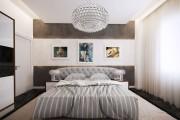 Фото 9 Кровать с мягким изголовьем (50 фото) : роскошь и комфорт