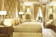 Фото 10 Самый комфортный тренд сезона: 70+ стильных двуспальных кроватей с мягким изголовьем