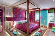 Фото 2 Кровать с мягким изголовьем (50 фото) : роскошь и комфорт