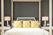 Фото 16 Кровать с мягким изголовьем (50 фото) : роскошь и комфорт