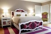 Фото 19 Кровать с мягким изголовьем (50 фото) : роскошь и комфорт