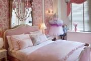 Фото 21 Самый комфортный тренд сезона: 70+ стильных двуспальных кроватей с мягким изголовьем