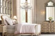 Фото 28 Самый комфортный тренд сезона: 70+ стильных двуспальных кроватей с мягким изголовьем
