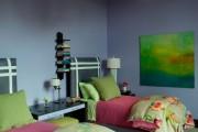 Фото 31 Самый комфортный тренд сезона: 70+ стильных двуспальных кроватей с мягким изголовьем