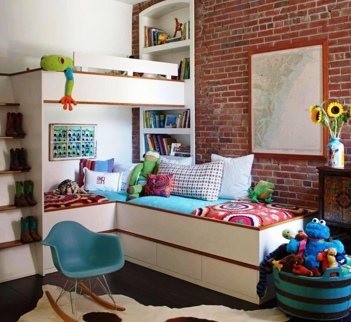 Благодаря изящному минималистичному дизайну, ящики практически незаметны на общем фоне кровати