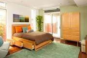 Фото 12 Кровати с ящиками для хранения  (50 фото):  комфорт и рационализм