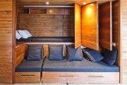 Фото 13 Кровати с ящиками для хранения  (50 фото):  комфорт и рационализм