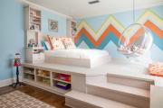 Фото 23 Кровати с ящиками для хранения  (50 фото):  комфорт и рационализм
