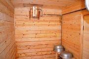 Фото 12 Отделка бани внутри (49 фото): создаем уютную зону релакса