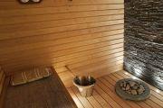 Фото 8 Отделка бани внутри (49 фото): создаем уютную зону релакса