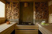 Фото 19 Отделка бани внутри (49 фото): создаем уютную зону релакса