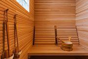 Фото 7 Отделка бани внутри (49 фото): создаем уютную зону релакса