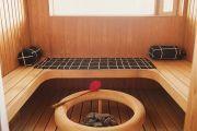 Фото 24 Отделка бани внутри (49 фото): создаем уютную зону релакса