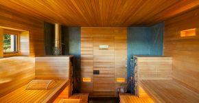 Отделка бани внутри (49 фото): создаем уютную зону релакса фото