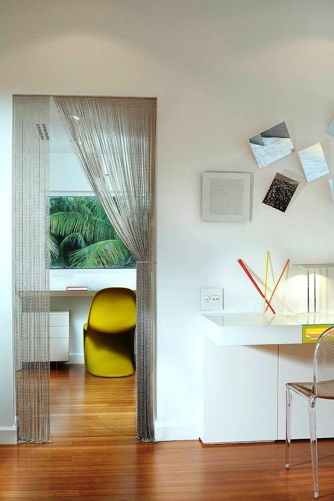 Правильно подобранные шторы из бусин будут гармонично выглядеть в любом стиле интерьера