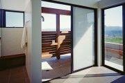 Фото 3 Стеклянная дверь для душа (46 фото) – изящество, практичность и функциональность
