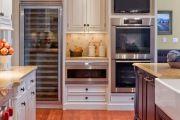 Фото 12 Телевизор на кухне (54 фото): выбираем и устанавливаем правильно