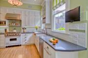 Фото 17 Телевизор на кухне (54 фото): выбираем и устанавливаем правильно
