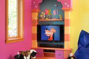 Фото 15 Телевизор на стене в интерьере (45 фото): идеи гармоничного размещения