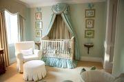 Фото 11 Балдахин на детскую кроватку (57 фото): защитим сон ребенка