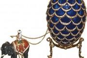 Фото 4 Яйца Фаберже (фото): роскошь вне времени