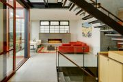 Фото 7 Биокамины для квартиры (50 фото): очаг в современном доме
