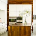 Отделка стен на кухне: обзор современных материалов и 90 утонченных интерьерных решений фото