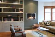 Фото 9 Биокамины для квартиры (50 фото): очаг в современном доме