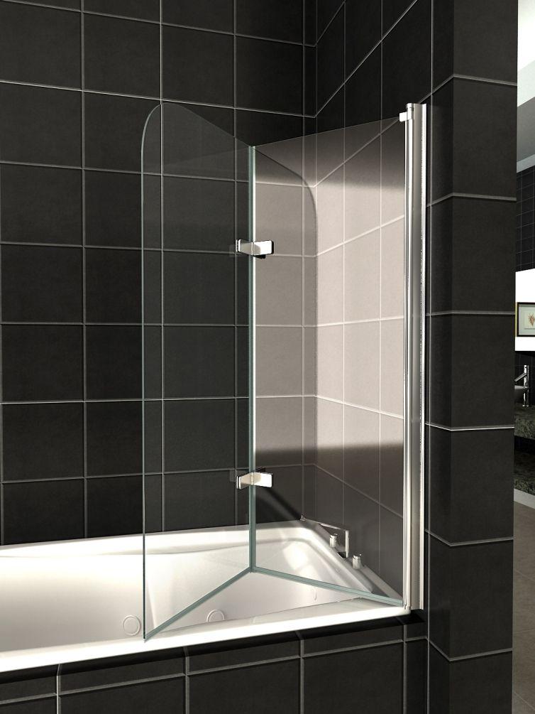 Стеклянные шторки для ванной 50 фото лучших решений для