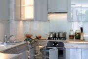 Фото 14 Светодиодные светильники для кухни (49 фото): ярко и функционально