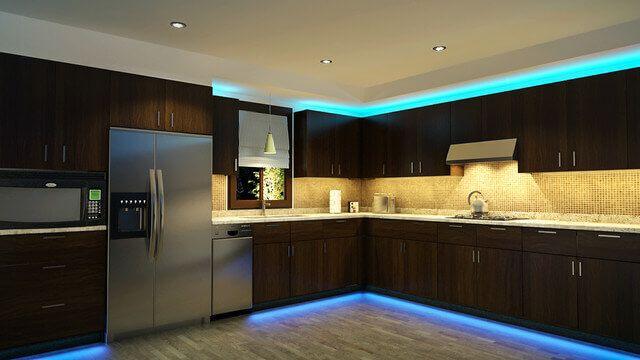 Благодаря многообразию среди светодиодных светильников Вы сможете создать неповторимый световой ансамбль