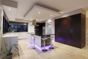 Фото 21 Светодиодные светильники для кухни (49 фото): ярко и функционально