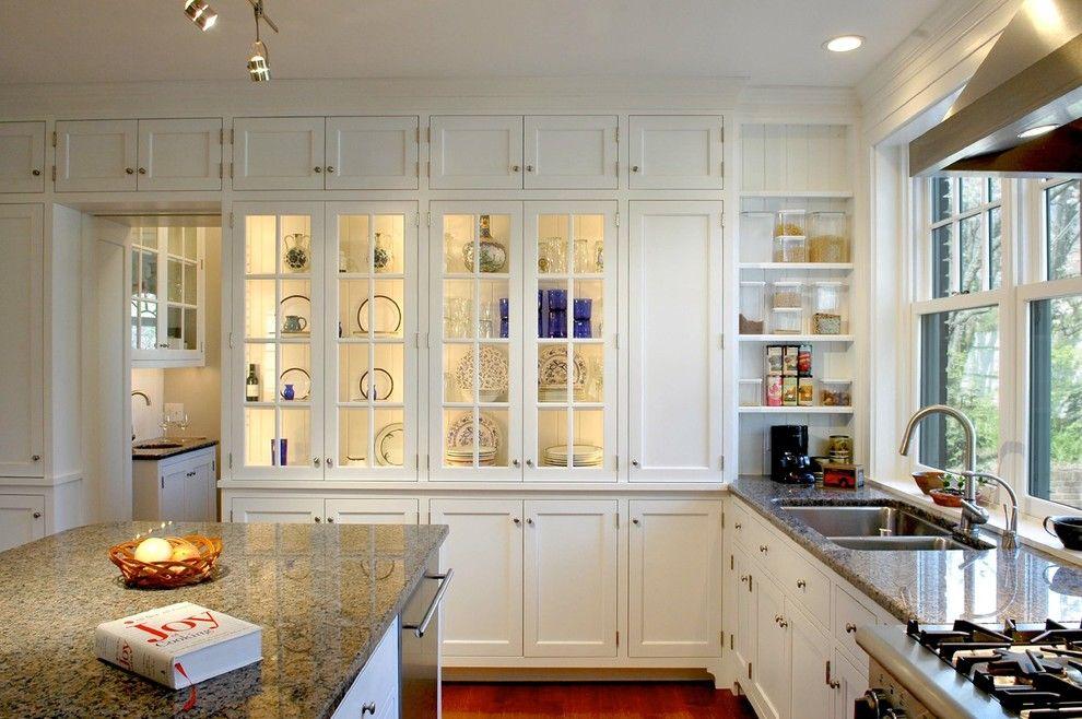 Вы можете акцентировать внимание на любом элементе дизайна на Вашей кухне