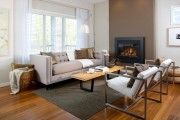 Фото 27 Биокамины для квартиры (50 фото): очаг в современном доме
