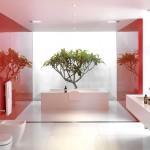 Натяжные потолки в ванной (45 фото): идеальный выбор фото