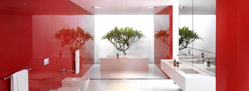 Натяжные потолки в ванной (45 фото): идеальный выбор