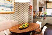 Фото 1 Моющиеся обои для кухни (45 фото): практичный выбор стильного покрытия