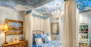 Потолки в детской комнате (60 фото): яркие идеи оформления фото