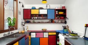 Шкафы для кухни (55 фото): функциональные, вместительные, стильные фото