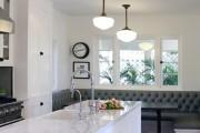Фото 10 Кухня с эркером: 50 наиболее уютных дизайнерских решений для дома