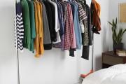 Фото 7 Напольная вешалка для одежды (47 фото): все для любимых вещей