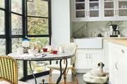 Фото 8 Кухня с эркером: 50 наиболее уютных дизайнерских решений для дома
