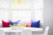 Фото 7 Кухня с эркером: 50 наиболее уютных дизайнерских решений для дома