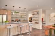 Фото 18 Кухни бежевого цвета (45 фото): благородно, нежно, сдержанно