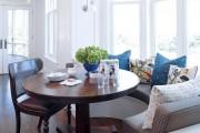 Фото 21 Кухня с эркером: 50 наиболее уютных дизайнерских решений для дома