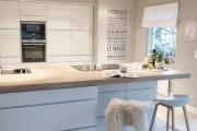 Фото 2 Кухни бежевого цвета (45 фото): благородно, нежно, сдержанно