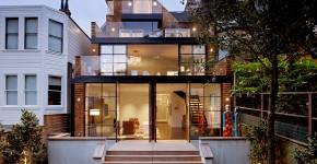 Дом с эркером (проекты, 50 фото): выразительный экстерьер, привлекательный интерьер фото