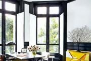 Фото 2 Кухня с эркером: 50 наиболее уютных дизайнерских решений для дома