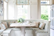 Фото 24 Кухня с эркером: 50 наиболее уютных дизайнерских решений для дома